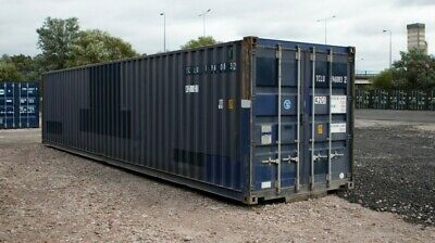 40 Ft Used Shipping Containers For Sale