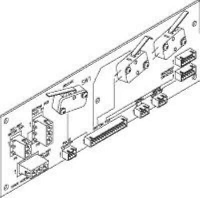 Up Interconnect (PCB) Replacement OEM Part #9434424