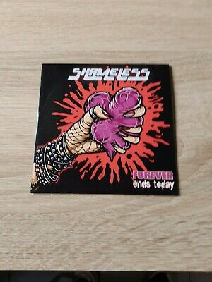 Shameless Forever ends today   CD  AOR  ROCK  Glamrock