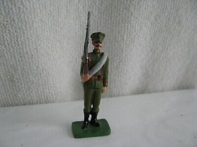 toy soldier- Russian WW 1
