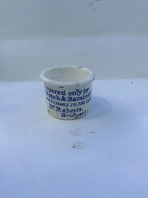 Poor mans friend ointment pot