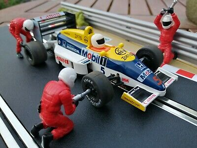 Scalextric 1:32 Slot Car - F1 Mansell 'Red 5' - 1993 - Williams Honda FW11  C426