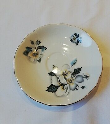 Set of Tea Cup And Saucers Plate Bohemia Ornaments Floral Decor Tableware Coffee