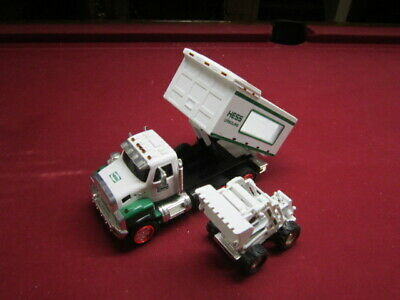 2007 and 2008  HESS TOY TRUCKS USED.