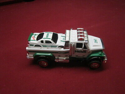 2009 and 2011 HESS TOY TRUCKS