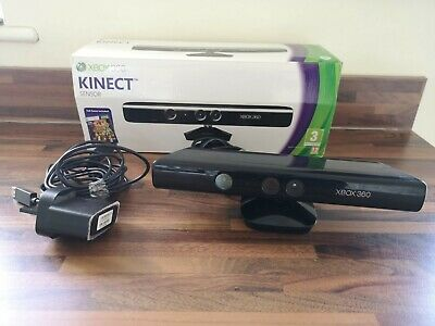 *** Kinect Sensor Xbox 360 - Rarely Used - Boxed Well cared for