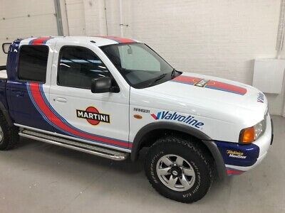 Ford ranger martini limited edition