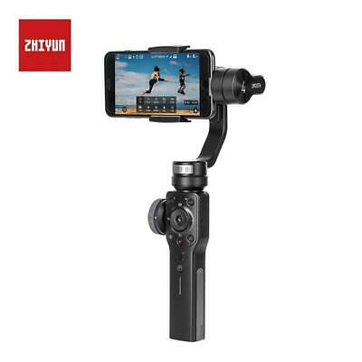 Zhiyun Smooth 4 3-Axis Handheld Gimbal Stabilizer for iPhone X Samsung S9 Huawei