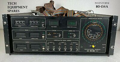 Temescal Airco RSC-1000 Rotation Sequence Controller *sold as is, for parts*