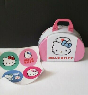Hello Kitty Nurse tin Sanrio