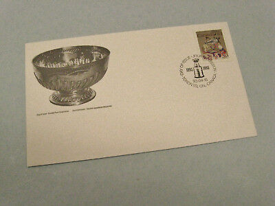 Canada Stamps  First Day Cover 1993 Stanley Cup