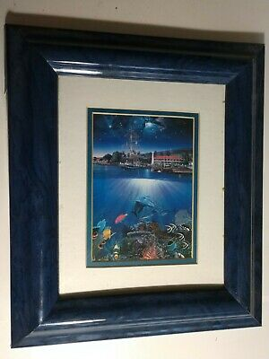 Christian Riese Lassen Artists Picture frame of the Sea.