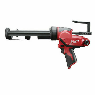 Milwaukee 2441-20 M12 Li-Ion 10 oz. Caulk and Adhesive Gun (BT) New