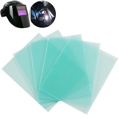 for Welding Helmet Replacement PC Welding Protective Cover Lens Plate Clear