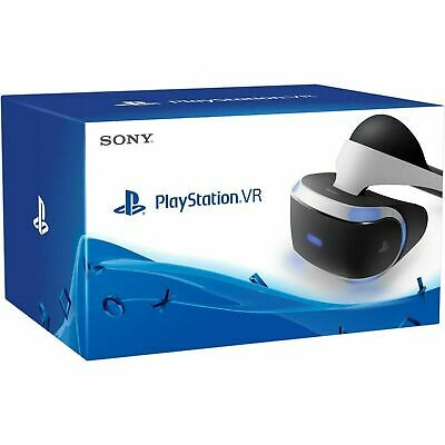 Sony Playstation VR Headset Controller PS4 Virtual Reality Motion Gaming PSVR