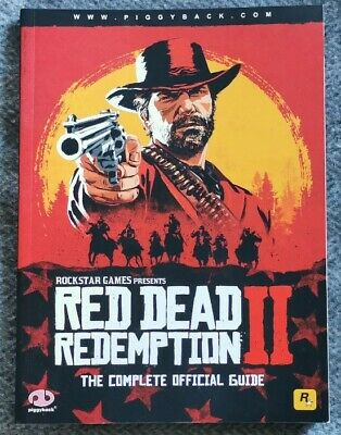 Red Dead Redemption 2 - The Official Game Guide by Piggyback