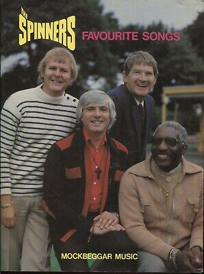 The Spinners Favourite Songs Music Paperback
