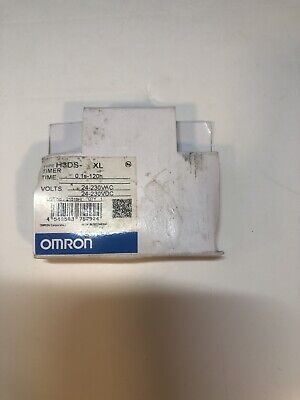 OMRON time Relay H3DS-XL time relay time relay