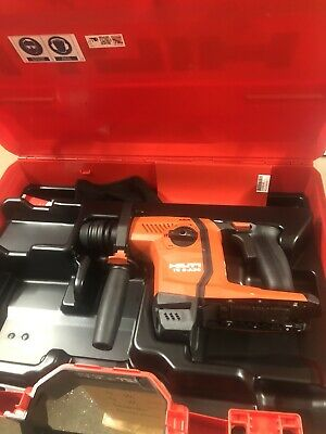 Hilti TE 6-A Cordless Drill With Box Body Only