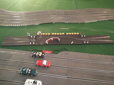 Scalextric vintage slot 1/32 Chicanne Goodwood Ford PT 77 Superbe !