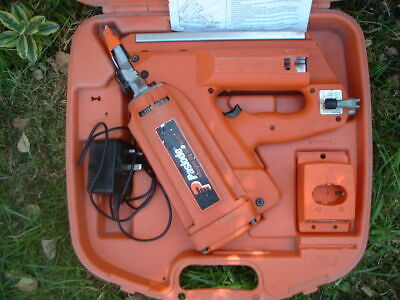 Paslode Impulse Im350 First Fix Gas Nail Gun Fully Cleaned And Serviced 80