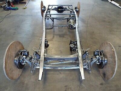 1932 Ford Frame  1932 Ford Frame for Coupe, 5 Window, Roadster, and Vicky