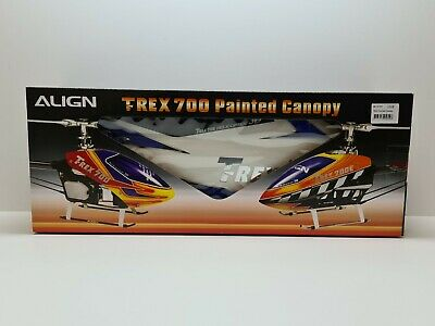 Align T-Rex 700 Painted Canopy HC7070T N/ Hirobo Kyosho