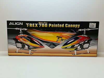 Align T-Rex 700 Painted Canopy HC7203T N/ Hirobo Kyosho