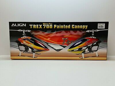 Align T-Rex 700 Painted Canopy HC7204T N/ Hirobo Kyosho