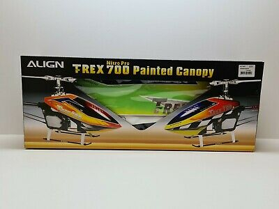 Align T-Rex 700 Painted Canopy HC7209T N/ Hirobo Kyosho