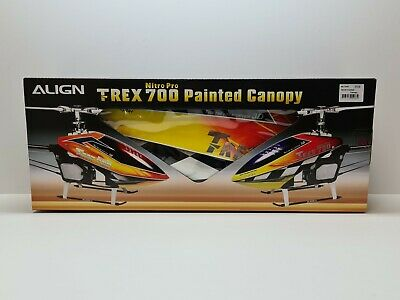 Align T-Rex 700 Painted Canopy HC7205T N/ Hirobo Kyosho