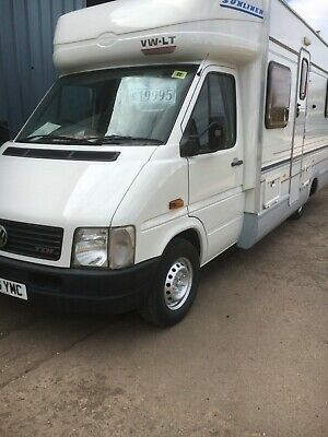 motor home fixed double bed 4/6 berth PX anything considered anything 2006