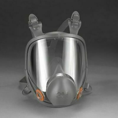 3M Full Facepiece Reusable Respirator Protection - MMM6800