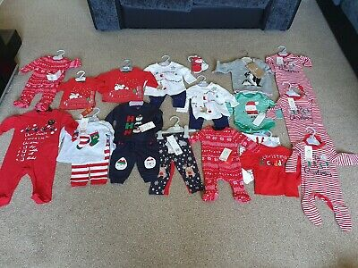 Wholesale Joblot Babys Christmas Outfits All NEW