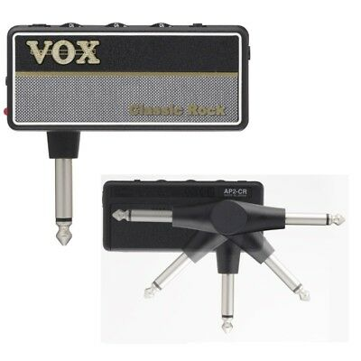 Vox Amplug 2 Classic Rock Mini Amplifier Jack Electric Guitar