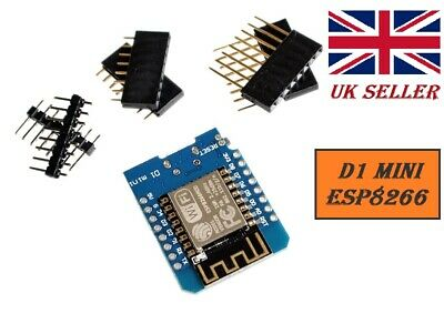 Latest ESP8266 LOLIN by WeMos D1 Mini Development Module Board WIFI