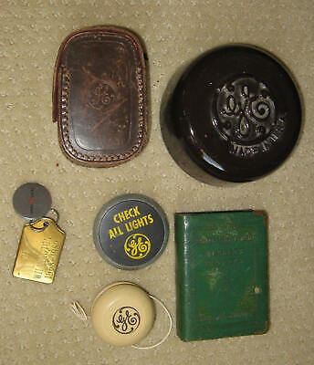 Vintage GE Collectibles General Electric