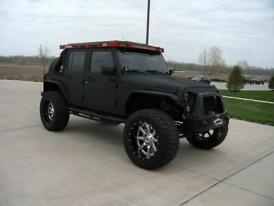 2015 Jeep Wrangler Unlimited STARWOOD MOTOR/ PROBOX SEMA BUILD 2015 JEEP WRANGLER UNLIMITED STARWOOD EDT 2600 MILES AS NEW FREE SHIPPING