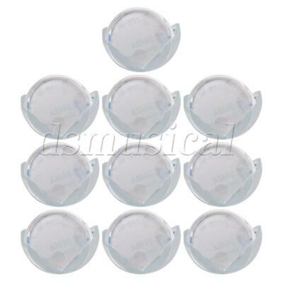 10pcs Ball-type Transparent Corner Cushion Pad Guards Safety Protection