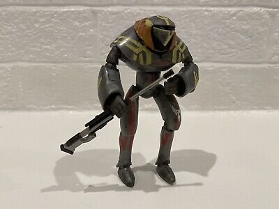 Star Wars The Clone Wars Seripas Action Figure Complete Bounty Hunter