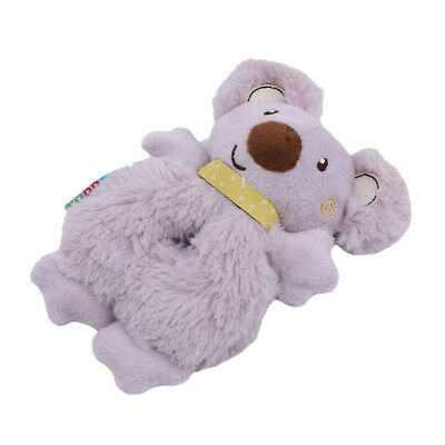 Koala Rattle Baby Safe Soft Plush Develop Toy Child Infant Soothe Toy WL