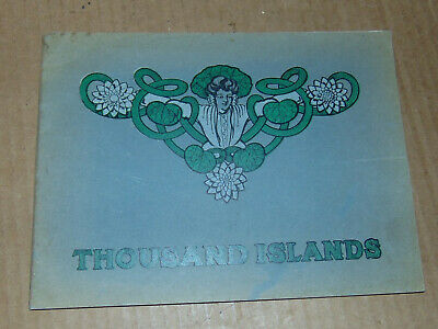 The 1000 Islands  Early 1900s      Illustrations