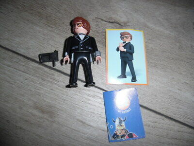 Playmobil The Movie Serie 1 / Rex Dasher als Agent Set 70069