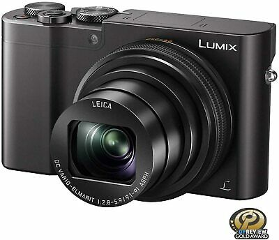 BRAND NEW Panasonic DMC-ZS100K LUMIX 4K Digital Camera with 20 Megapixel Sensor