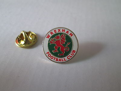 b1 WREXHAM FC club spilla football calcio pins fussball inghilterra england