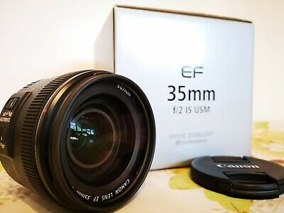 Canon Lenses EF 35 mm f/2.0 IS UMS.