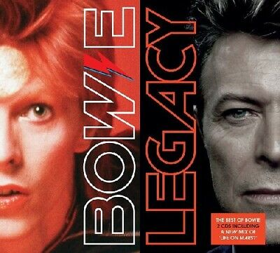 |2815295| David Bowie - Legacy (The Very Best Of) [CD x 1] New