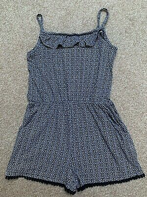 girls playsuit age 9-10 years