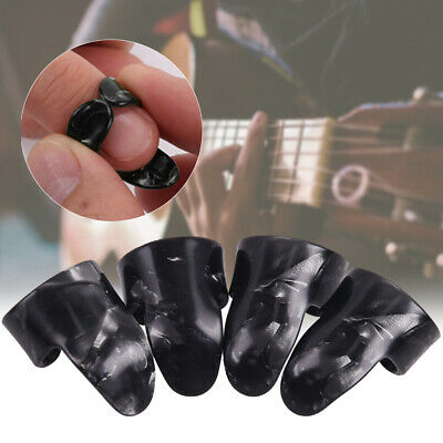 Thumb Celluloid Finger Nail Gift Ukulele Portable Guitar Pick Accessories