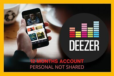 Dezzer Family Premium Account | 3 Months WARRANTY| WWide 🌍 | 📈 Unlimited Stock